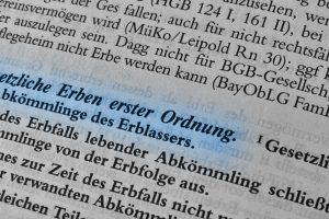 Erbrecht Suckert & Collegen - Rechtsanwälte München
